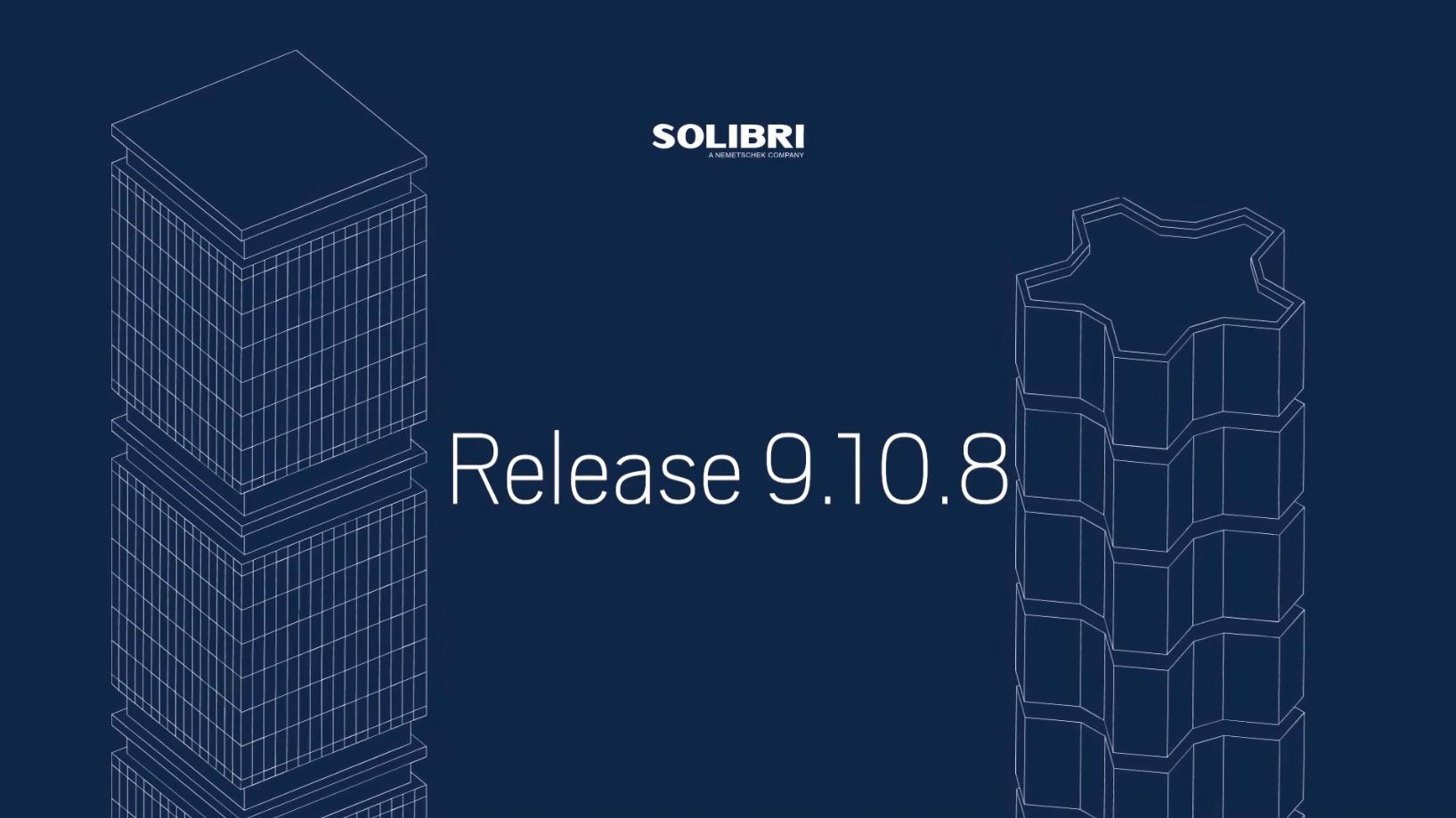 Solibri アップデートのお知らせ(2020/04リリース)